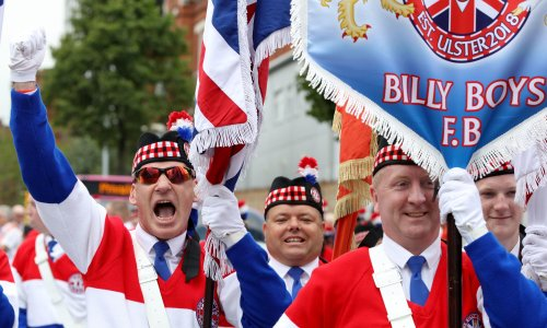 Ignored, bullied, patronised: why loyalists in Northern Ireland say no to Brexit 'betrayal'