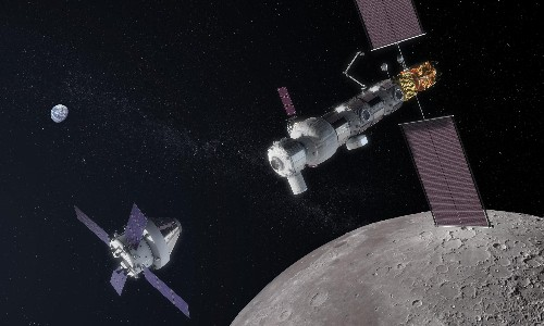 UK Space Agency hopes first woman on moon mission will make it key player