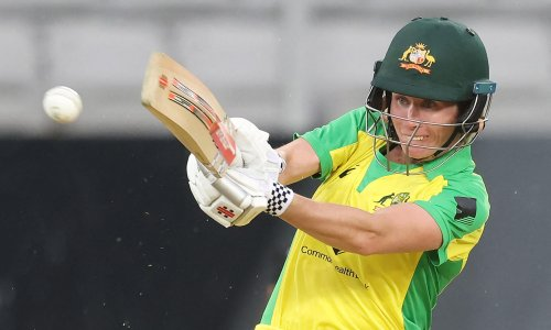 'I just want to fly under the radar': modest Beth Mooney handed top Wisden award
