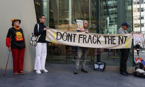 Beetaloo Basin fracking: court bid launched to stop Coalition giving company $21m in grants for project