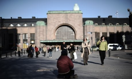 'It's a miracle': Helsinki's radical solution to homelessness