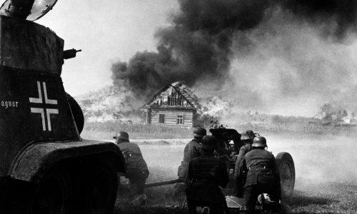 Nazi Germany invades the Soviet Union – archive, 23 June 1941