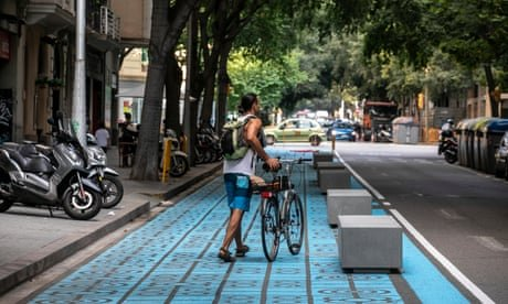 Two-way street: how Barcelona is democratising public space