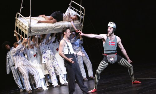 'It was like running away with the circus' – the thrills, shocks and genius of Kneehigh