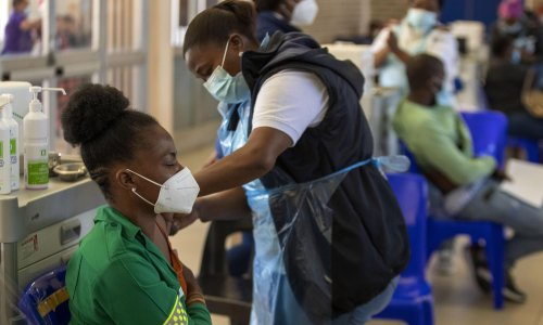 African health workers left without Covid jabs as paltry supplies dwindle