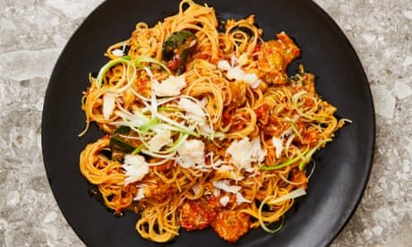 From stir-fry to pudding: Yotam Ottolenghi's noodle recipes
