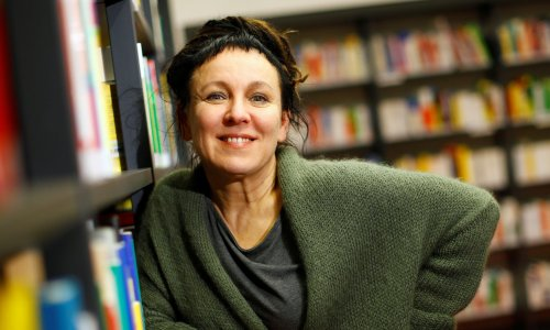 Olga Tokarczuk's 'magnum opus' finally gets English release – after seven years of translation