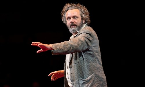 Under Milk Wood review – Michael Sheen steps into Dylan Thomas's bygone world