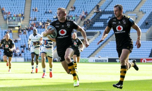 Debutant Ali Crossdale scores two tries in Wasps' eye-catching win over Bristol