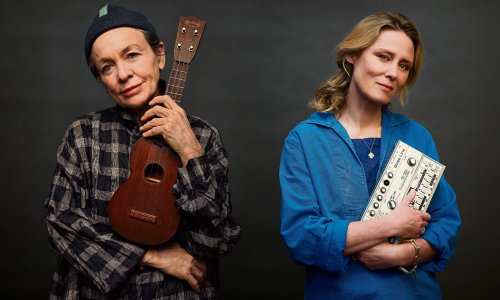 'We're trying to sneak into people's minds and hearts': Laurie Anderson meets Róisín Murphy