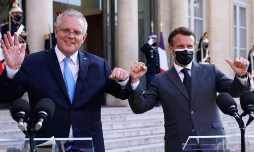 The nuclear option: why has Australia ditched the French submarine plan for the Aukus pact?