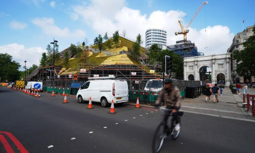 Why the Marble Arch Mound is a slippery slope to nowhere