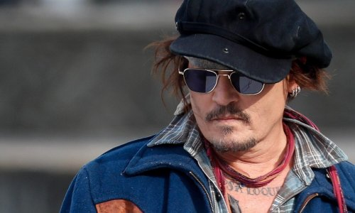 Johnny Depp says 'no one safe' from cancel culture as he accepts lifetime achievement award