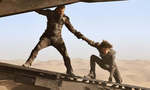 Dune: science fiction's answer to Lord of the Rings