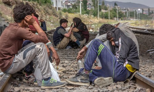 Afghans flee to eastern Turkey as Taliban takes control amid chaos