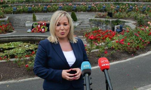 Northern Ireland's deputy leader urges calm before loyalist parades