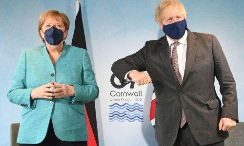 'Mistrusted' Johnson feels full force of EU fury as Brexit wrecks G7 summit