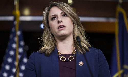 Katie Hill: Matt Gaetz backed me but he must quit if nude-photo reports are true