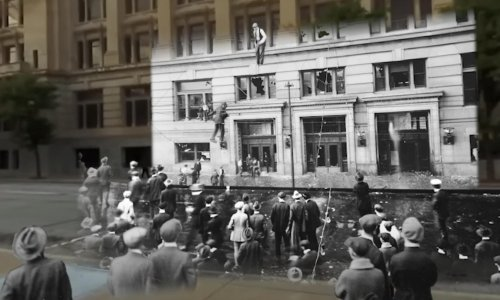 How a white mob lynched a Black man, destroyed a city – and got away with it