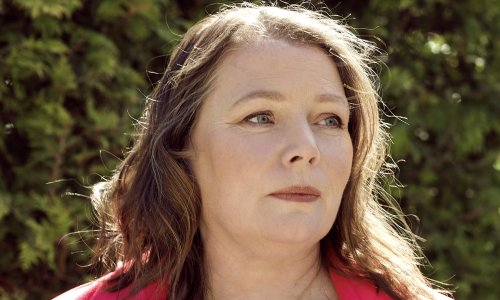 Joanna Scanlan: 'People do seem to ask me to take my clothes off all the time'