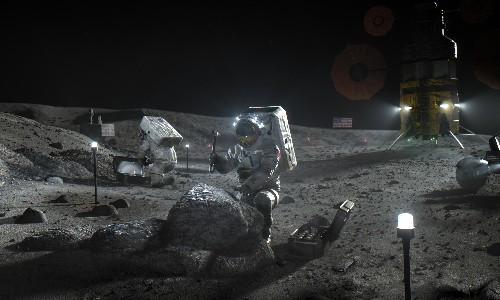 Nasa says landing astronauts on moon by 2024 is unlikely