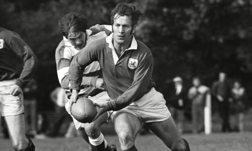 John Dawes obituary
