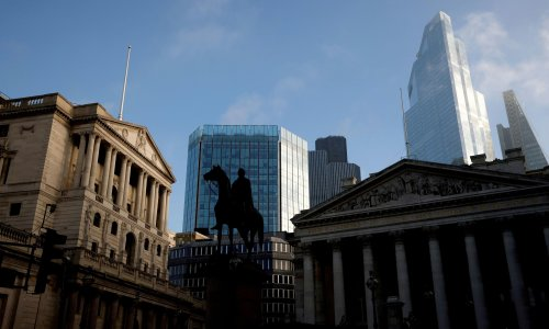 Bank of England to move London staff to new hub in Leeds