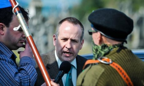 Irish republican says violence is counter-productive