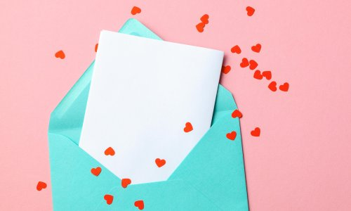 Straight from the heart: the lockdown-inspired love letter boom