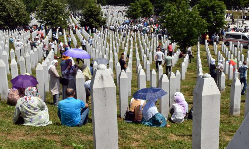 'It's getting out of hand': genocide denial outlawed in Bosnia