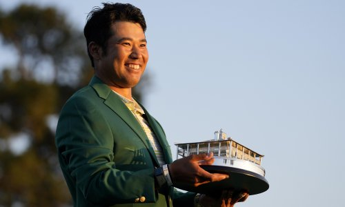 Hideki Matsuyama is Japanese but his victory matters for Asian Americans