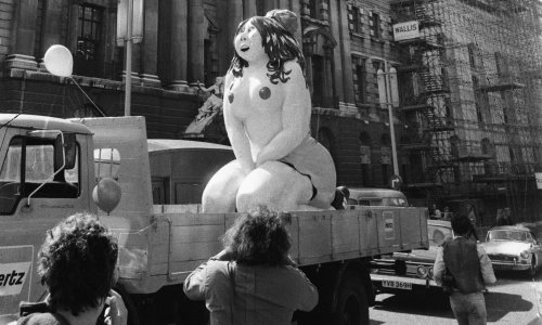 Rupert bare: how the Oz obscenity trial inspired a generation of protest art
