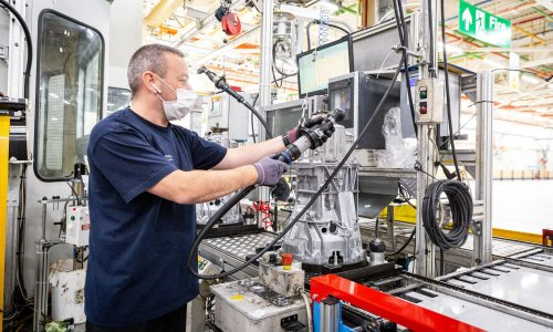 Ford to invest £230m in electric vehicle plant on Merseyside