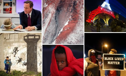 The Guardian's best of 2015 cover image