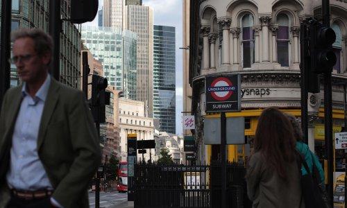 District line blues: a journey through London's struggling economy