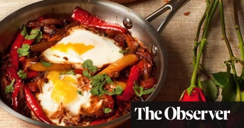 Breakfast recipe: Shakshuka