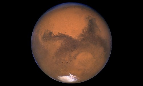 Is there lyfe on Mars? New concept broadens search for alien organisms