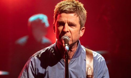 Not that Noel Gallagher's looking back in anger. Well, not much