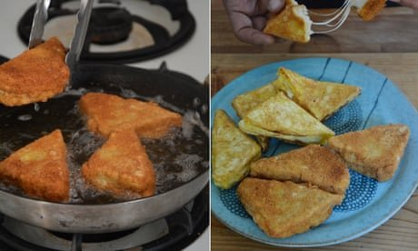 Rachel Roddy's recipe for mozzarella in carrozza