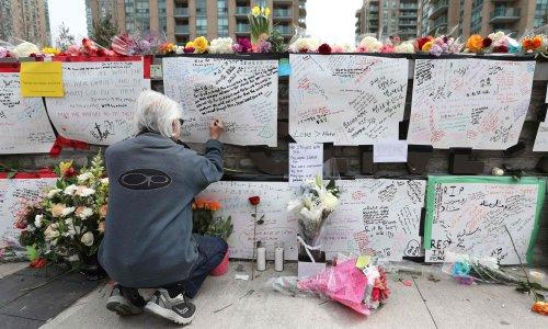 Canadian 'incel' killer found guilty of murder over Toronto van attack
