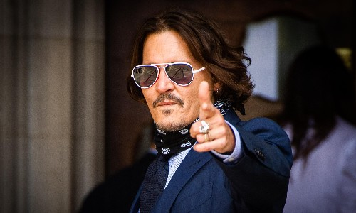 The fall of Johnny Depp: how the world's most beautiful movie star turned very ugly