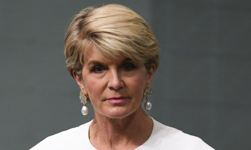 Attorney general's department asks Julie Bishop to clarify role at collapsed Greensill Capital