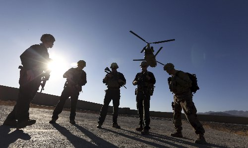 The Guardian view on the Afghanistan withdrawal: an unwinnable war