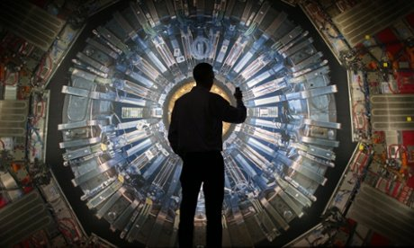 Large Hadron Collider boots back up with supercharged energy levels