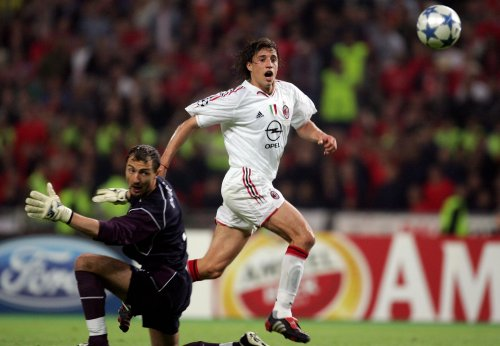 In praise of Hernán Crespo's goal for Milan v Liverpool in the 2005 final