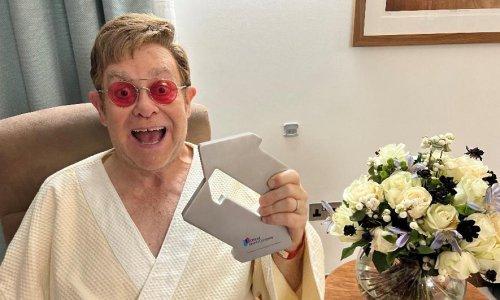 Elton John scores first No 1 single in 16 years, ending 15-week Ed Sheeran run