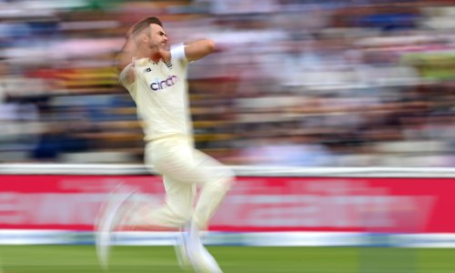 Hunger game: how Jimmy Anderson dodged long list of bowling casualties