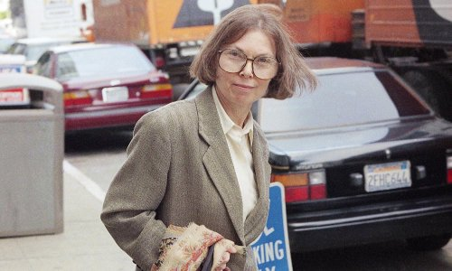 RIP Janet Malcolm, America's finest nonfiction writer who detailed the failings of others alongside her own