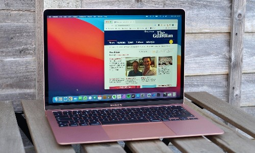 Apple MacBook Air (M1) review: gamechanging speed and battery life