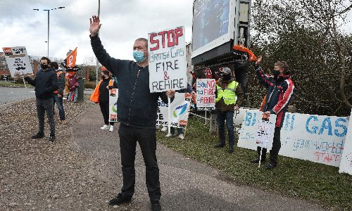 Will the British Gas sackings be a harbinger of doom for workers' rights?